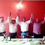 Candidato priista a alcaldía de Acámbaro declina a favor del perredista Jerry Alcántar Saucedo