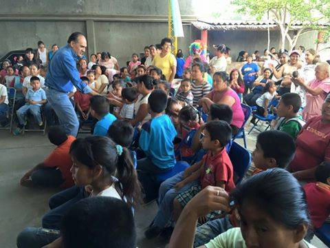MARTÍN RICO:SE COMPROMETIÓ A BRINDAR UNA MEJOR CALIDAD DE VIDA
