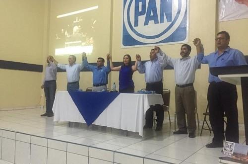 """""""El PAN de Salvatierra se une con Andrade para ser un partido cercano"""""""