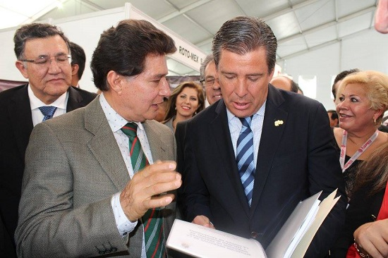 Pide Alcalde Salvaterrense a Gobernador apoyo en Seguridad