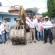 Comienzan obras públicas en SALVATIERRA