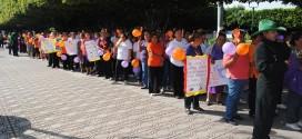 SE CELEBRA EL DIA INTERNACIONAL DE LA NO VIOLENCIA EN LAS MUJERES EN TARIMORO