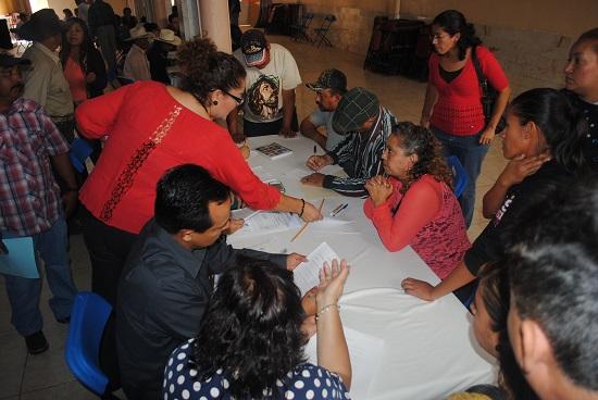 En un evento celebrado en el salón Delfos de este municipio, se llevó a cabo la conformación del Consejo de Planeación para el Desarrollo Municipal (COPLADEM).