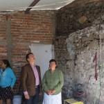 """395 habitantes de Salvatierra están siendo beneficiados tan solo en el arranque del programa de obra """"techo firme"""", promovido por el gobierno municipal de Salvatierra en conjunto con la Secretaria de Desarrollo Social y Humano , del estado de Guanajuato"""
