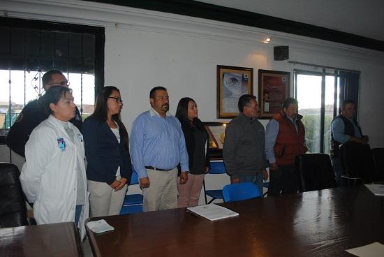 El director de PC, Guillermo Hernández Rico dijo que es de suma importancia contar con dicho consejo, pues en caso de presentarse alguna contingencia en el municipio se tendrá una respuesta más rápida por parte de los elementos y se sabrá de qué manera se actuará.