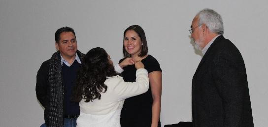 Alejandrina Lanuza al frente del ITESS