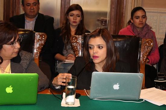 la Diputada Arcelia González respaldó dicha postura y afirmó que es necesario que los legisladores respondan de manera positiva a los ciudadanos y garanticen mejores condiciones de protección a su patrimonio.