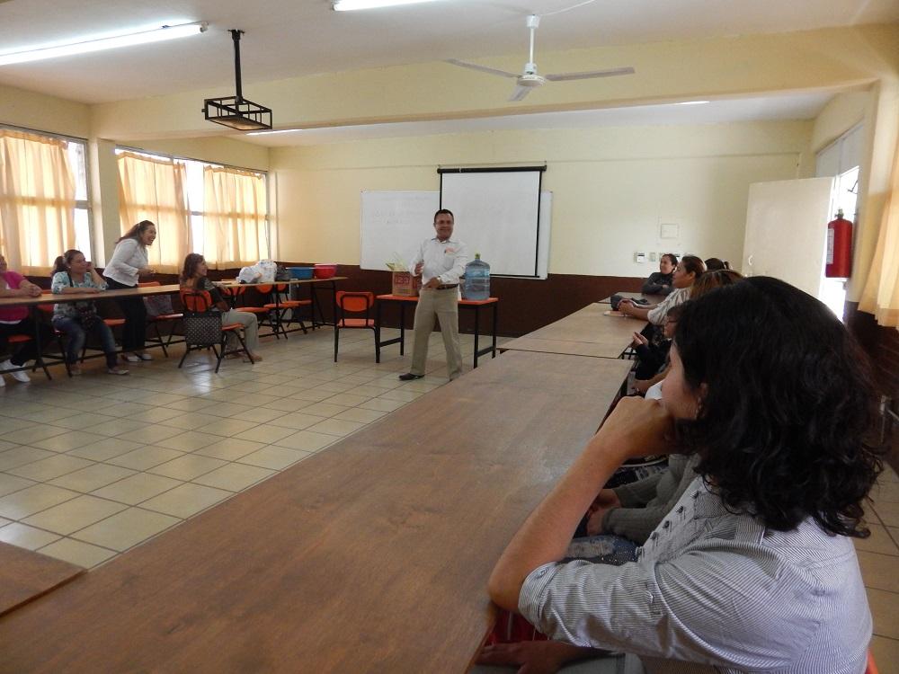 Cabe destacar que estos talleres vienen a ser parte de las distintas actividades que se planean y organizan a través del Consejo de Participación Social en la Educación de Tarimoro