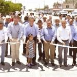 Esta obra beneficia a más de 12 mil 188 habitantes de la zona y junto con otras acciones mejorar sus opciones de desarrollo por medio de la conectividad.