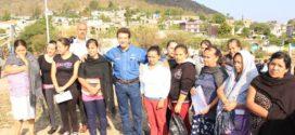 Se favorece a las comunidades más retiradas del municipio