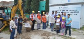 Banderazo de arranque de dos obras hidráulicas en Acámbaro