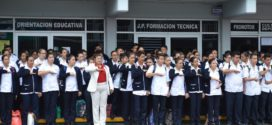 Inauguración Ciclo Escolar en el CONALEP