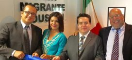 INAUGURAN  CASA MIGRANTE HOUSTON