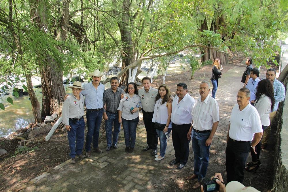 """""""Este proyecto permitirá brindar otro atractivo turístico al municipio respetando el cuidado al medio ambiente del lugar"""""""