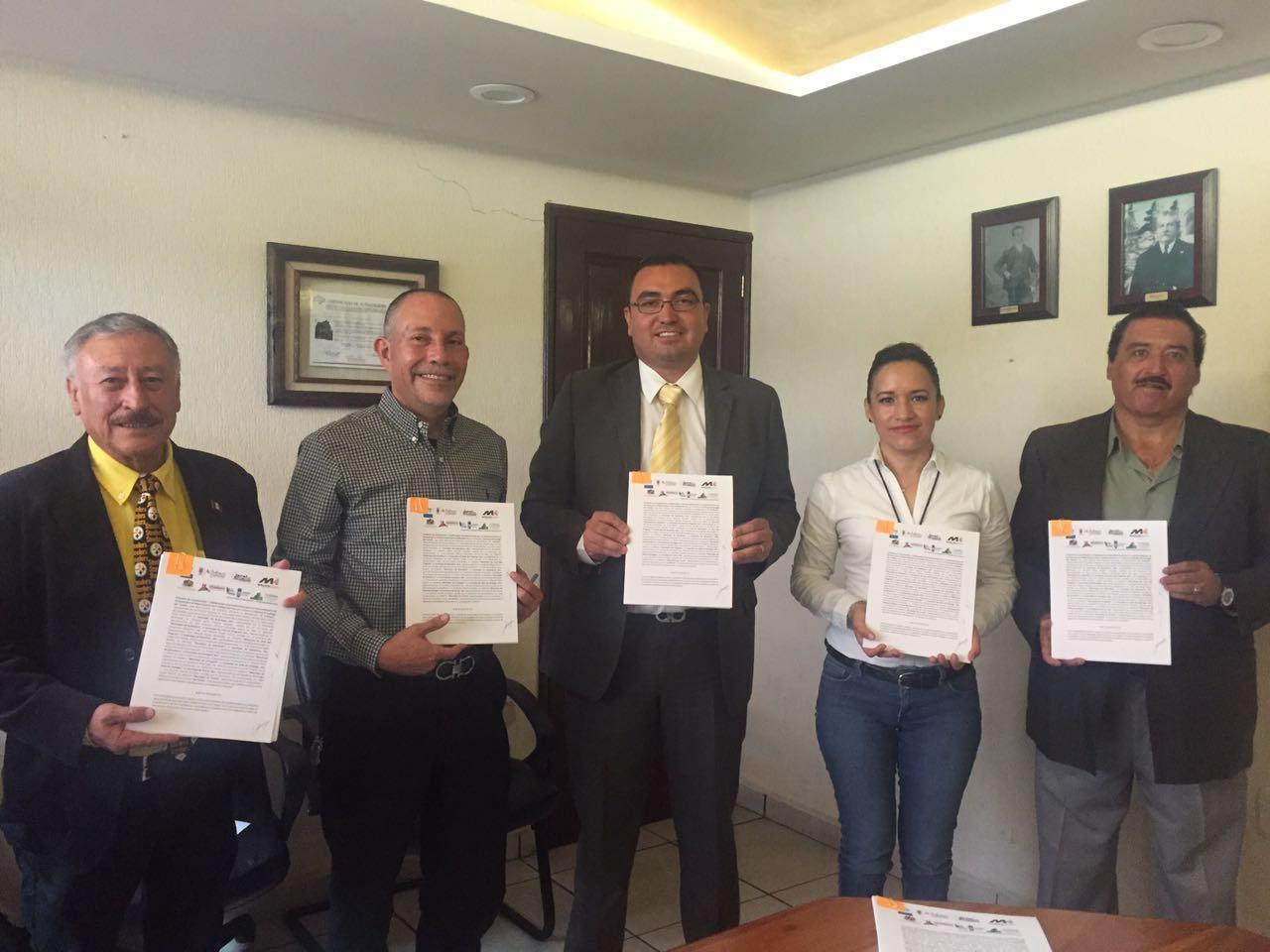 Alcántar Saucedo ratificó el compromiso de trabajar de la mano con dicho instituto a través de la Dirección de Ecología, para el cuidado de la riqueza natural en el marco de la estrategia nacional para revertir el cambio climático y el deterioro ambiental.