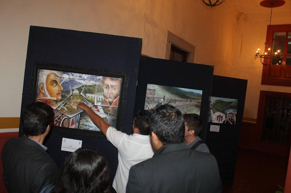 Por su parte Velázquez Fernández, indicó que Salvatierra es un semillero de grandes artistas en todas las bellas artes