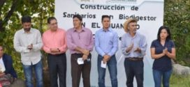 Arrancan obras en las comunidades de Huanumo y Piedras Chinas