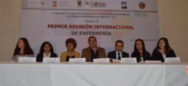Acámbaro es sede de la Primer Reunión Internacional de Enfermería.