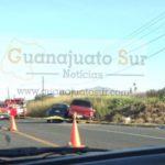 Los hechos ocurridos cerca de la comunidad de Santo Tomás Huatzindeo ocurrieron alrededor de las cuatro de la tarde donde se vieron implicados un automóvil Ford Ka, color negro con placas del estado de Michoacán, y una camioneta color guinda tipo Blazer.