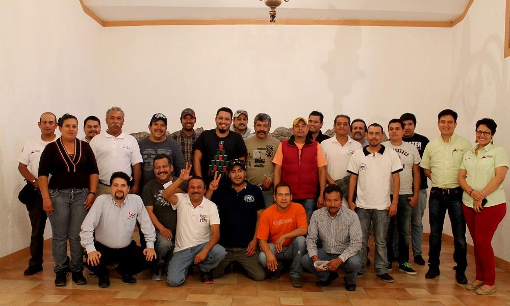 Personal de la Asociación Guanajuatenses para el Desarrollo Rural, (AGDER) ofreció estos talleres que reunieron a 60 participantes