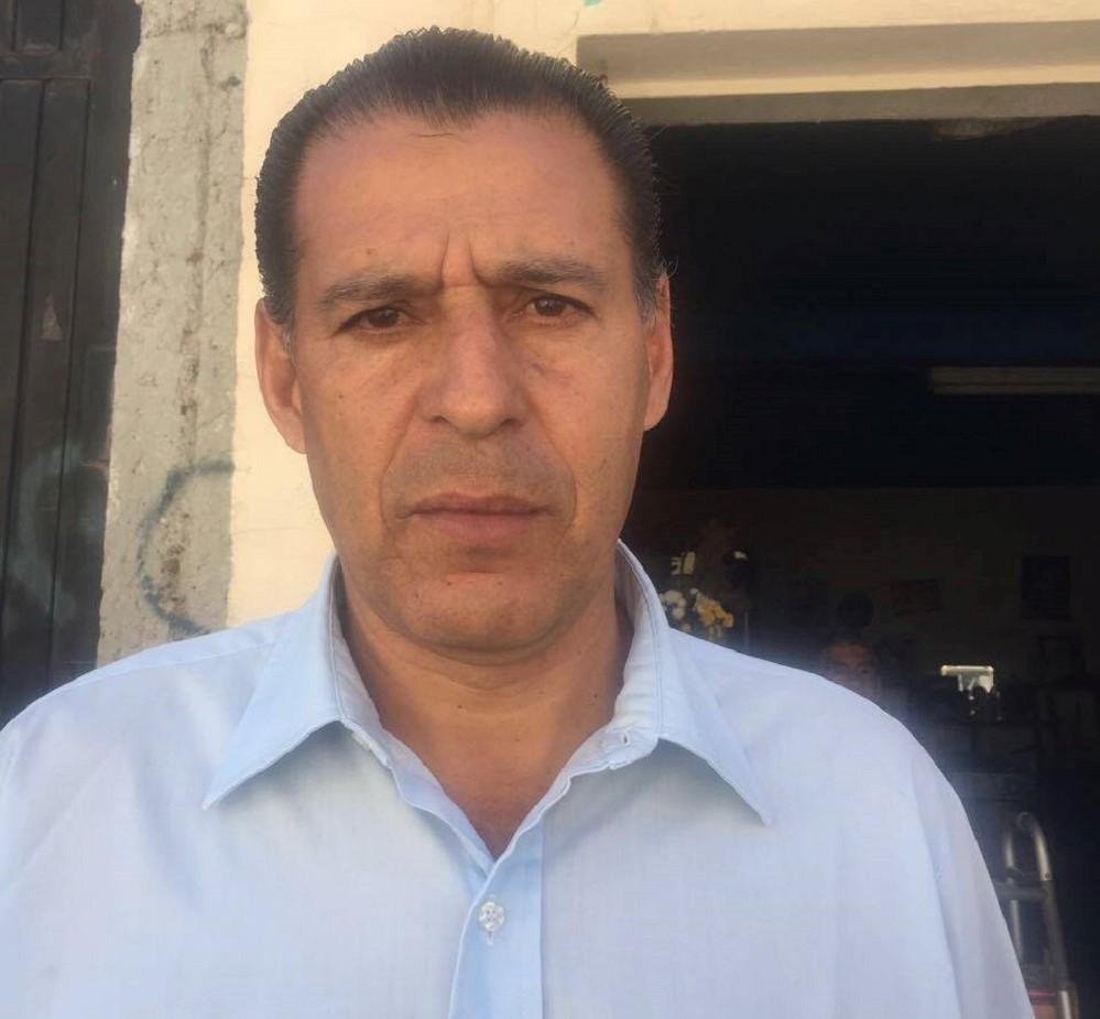 Ramiro Guzmán Zaragoza, Consejero Nacional del PRD.