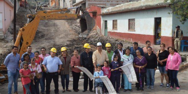 Gira de trabajo por la comunidad de Parácuaro