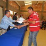 El evento protocolario se realizó en las instalaciones del Centro Impulso del Romeral de Celaya, Gto