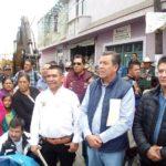 Con una inversión de 8.1 millones de pesos inicia el Gobernador, Miguel Márquez Márquez, la construcción del SABES en la comunidad de Urireo.