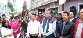 Inicia la construcción del SABES en la comunidad de Urireo