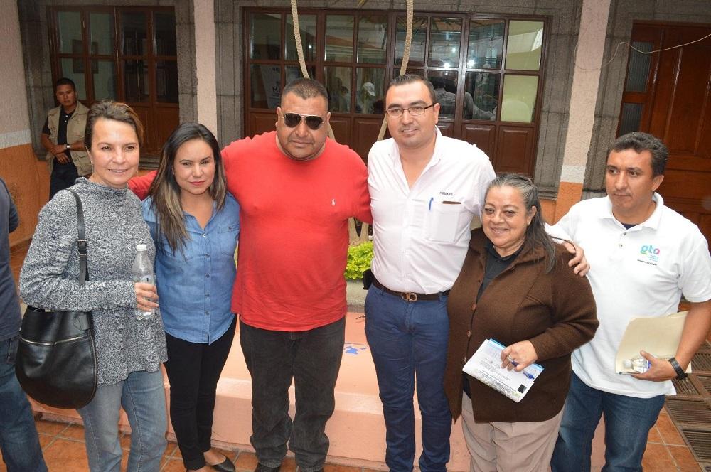Por su parte el Sr. Raúl Jiménez Contreras, deportado la semana pasada comenta que después de 22 años en la unión americana, quiere permanecer en Acámbaro