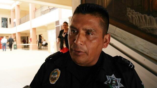 El Jefe Policiaco explicó que en una semana se resolverá si se queda en la corporación o debe ser dado de baja; nuevamente analiza su caso el Consejo de Honor y Justicia.