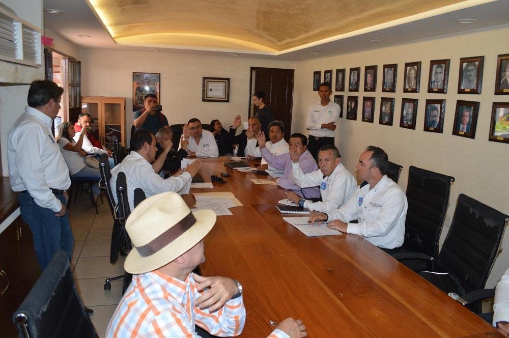 El evento fue encabezado por el Presidente Municipal de Acámbaro