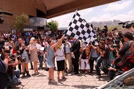 De ocho a seis equipos paso el rally universitario en la edición número 20 del giff.