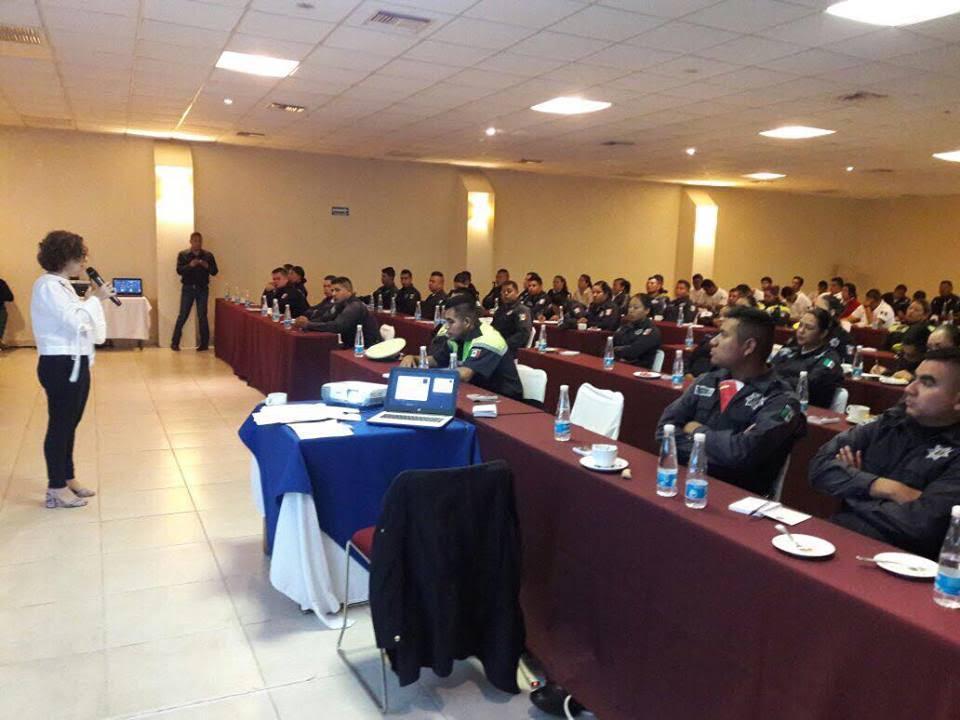 80 elementos de la secretaría, fueron instruidos sobre el impacto económico y social que tiene el turismo en San Miguel de Allende