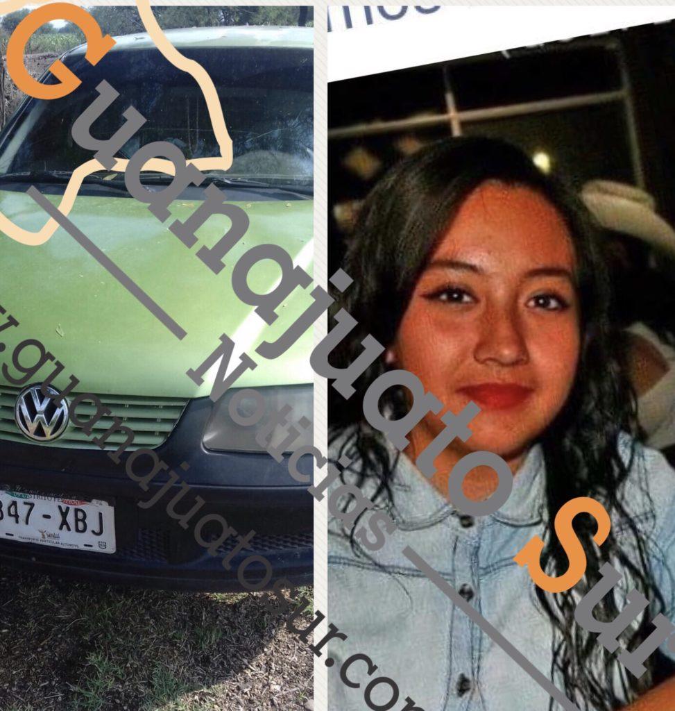 Dicha joven fue identificada como Sandra Bautista Garcia de 16 años quien había sido reportada en redes sociales como desaparecida desde el pasado viernes, destaca que iba acompañada de un familiar quien continua en calidad de desaparecido.