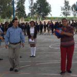 En próximas fechas el gobernador del Estado Miguel Márquez estará asistiendo a este municipio para entregar las nuevas instalaciones de la escuela primaria La Reforma,