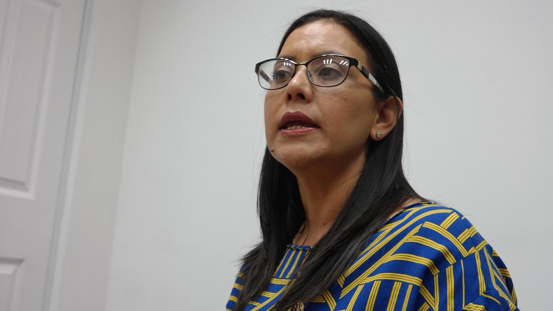 Entre los argumentos de la Funcionaria por no revelar la información, dijo que Lomelí Alejandre no ha acudido a realizar la firma final del finiquito