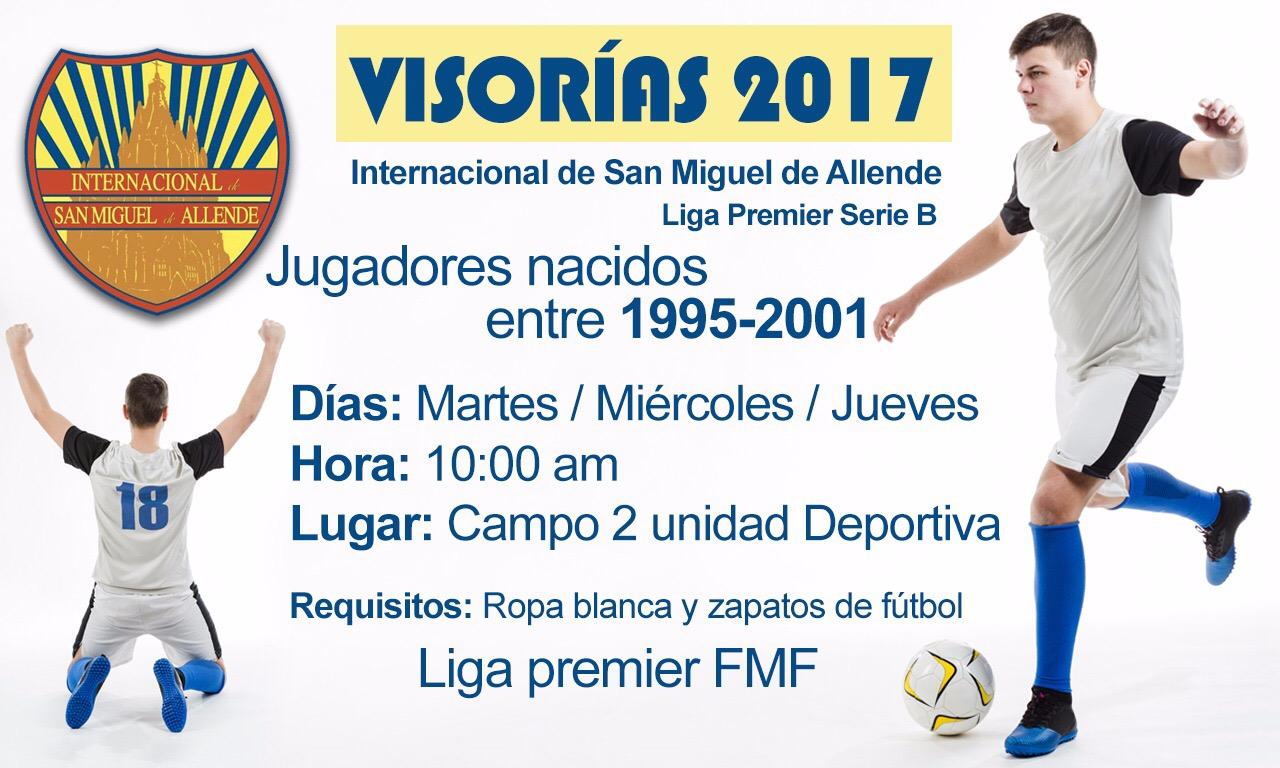 Los astros del fútbol buscan, junto con el municipio y empresarios, apoyar el deporte del balón pie no sólo en San Miguel de Allende, sino para Guanajuato.