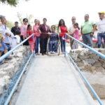los fines de semana en el eco parque el Sabinal se registra la visita de más de 1200 personas.