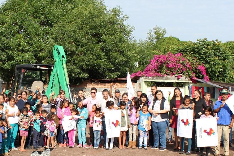 alle Miguel Hidalgo, en la comunidad de San Antonio Emenguar
