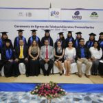 Entregaron un reconocimiento especial a los alumnos que obtuvieron los mejores promedios de la generación.