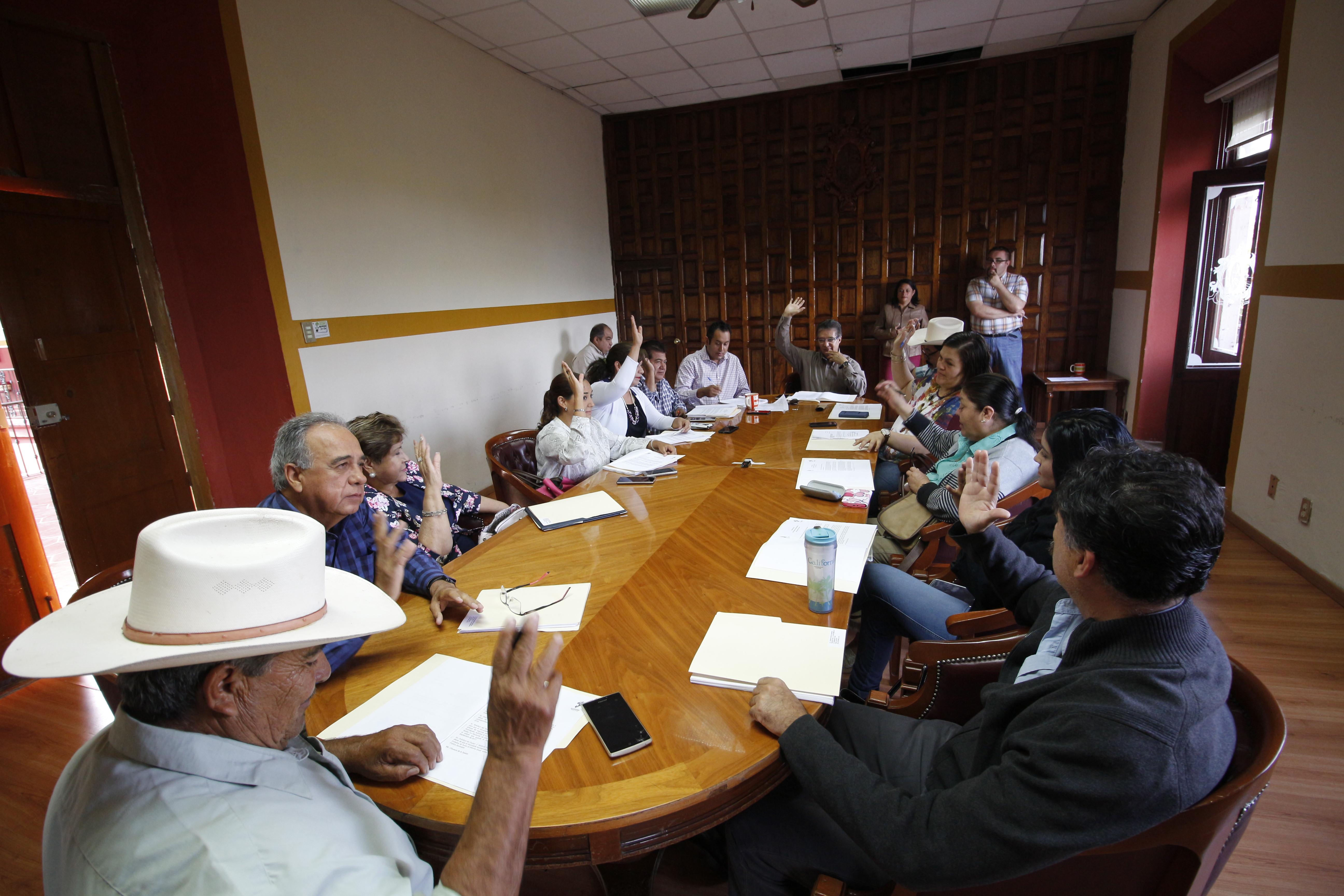 En sesión de Ayuntamiento se aprobó el segundo Informe de Gobierno