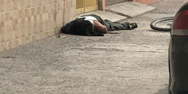 LOGRARON HUIR AGRESORES DE EJECUTADO EN ALTAMIRANO