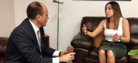 Pide Yulma Rocha al IEEG mecanismos para denunciar la violencia política contra las mujeres en la elección del 2018