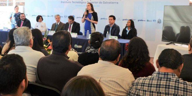 REALIZA TECNOLOGICO DE SALVATIERRA CONGRESO DE NEGOCIOS Y PRODUCTOS TURÍSTICOS