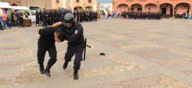 REALIZARÁN RECLUTAMIENTO DE POLICÍAS