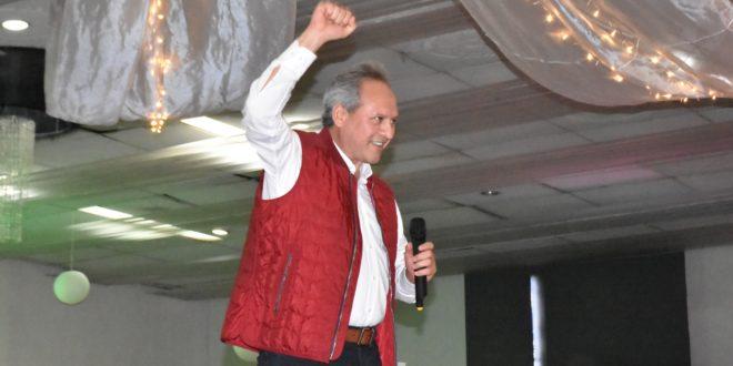 Termina pre campaña de Gerardo Sánchez