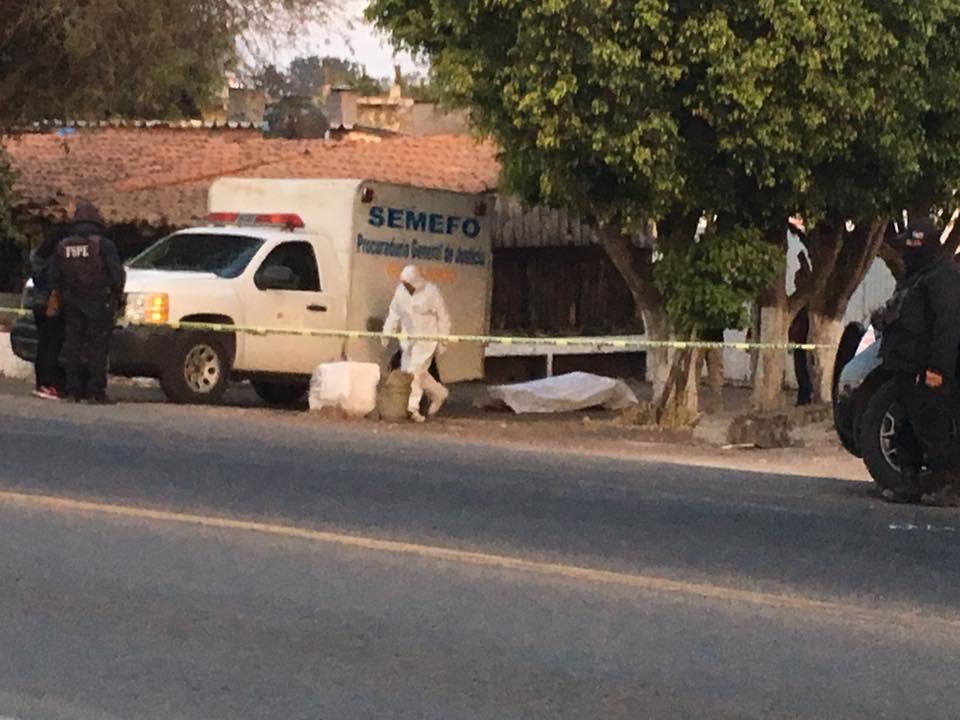 """Un hombre perdió la vida a un costado de la carretera a la altura del bar conocido como """"Juanitos"""""""