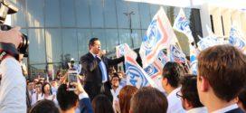 Se registra Diego Sinhue como candidato a Gobernador de Guanajuato