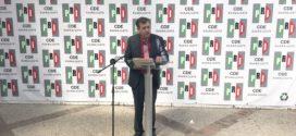 Rechaza PRI Fiscal Carnal en materia electoral